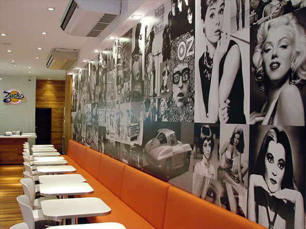 Raum Design Service Gestaltung Von Verkaufs Geschäftsräumen